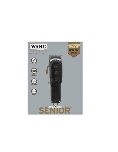 Máquina corte WAHL Seniors Inalámbrica