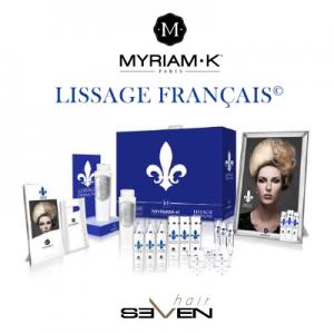 La revolución en tratamientos de keratina, el  Lissage Français