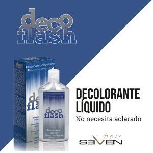 Deco flash, decolorante líquido