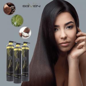 Reconstruye y alisa tu cabello con el Alisado al Cacao Sheer Hair