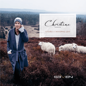 Colección otoño-invierno Christine Headwear