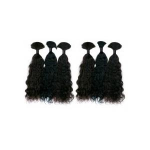 Cabello tejido afro